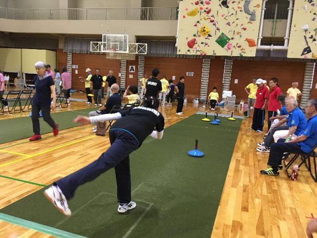 東日本ユニカール大会